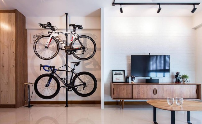 7 Brilliant Bike Storage Solutions For Any Home (10)