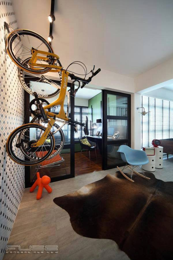 7 Brilliant Bike Storage Solutions For Any Home (16)