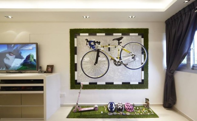 7 Brilliant Bike Storage Solutions For Any Home (18)