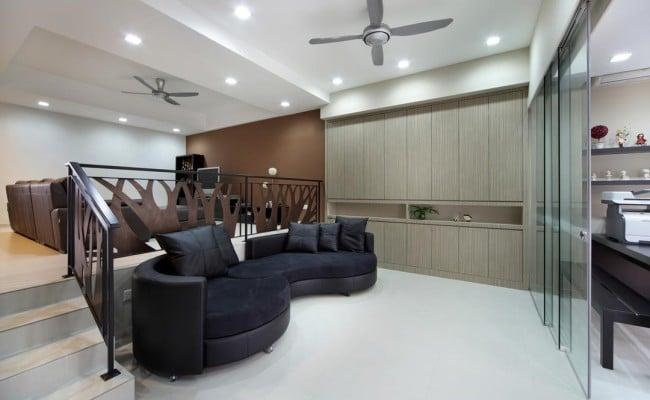 7 glass wood stair case interior design ideas and concepts for Case interior design
