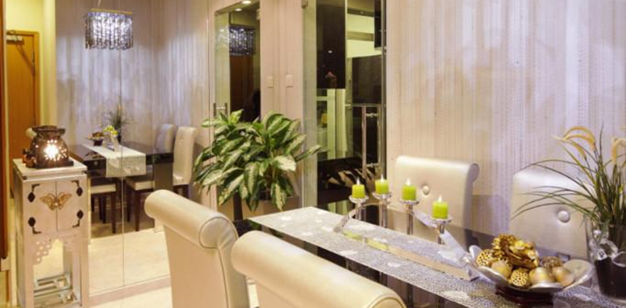 A Fine Dine with Space Define Interior