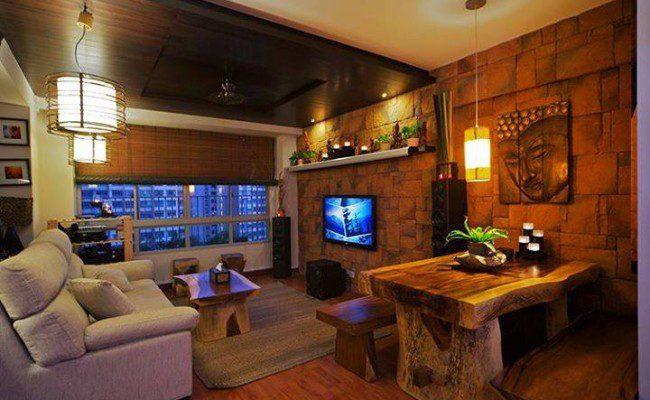 Beautiful Brick  7 Stunning Interiors Enhanced By This Material (1)