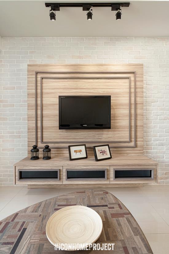 Beautiful Brick  7 Stunning Interiors Enhanced By This Material (3)