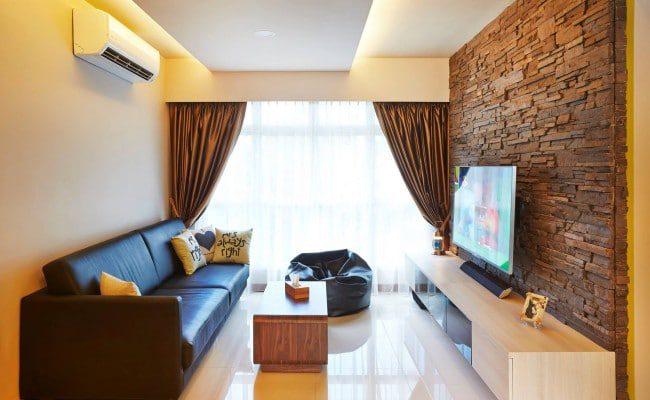 Beautiful Brick  7 Stunning Interiors Enhanced By This Material (6)