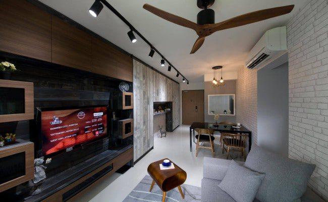 Beautiful Brick  7 Stunning Interiors Enhanced By This Material (8)