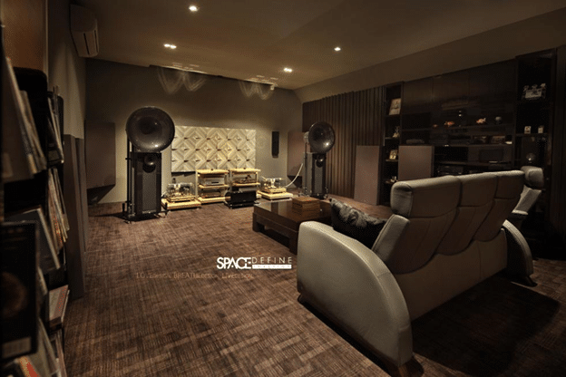 Contemporary modern living rooms by Space Define (8)