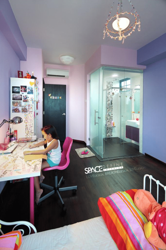 Creative Kid Room