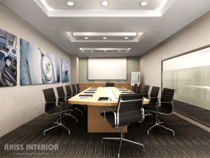 Effective Commercialism — office interior designs by Rhiss Interior