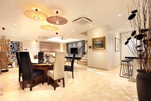 Elegant ceiling illuminators