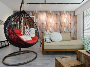 Hanging Pretty: 7 Amazing Examples of Hanging Chairs At Play