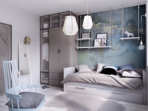 Marvelous Lighting Crafts Dreamy and Romantic Apartments