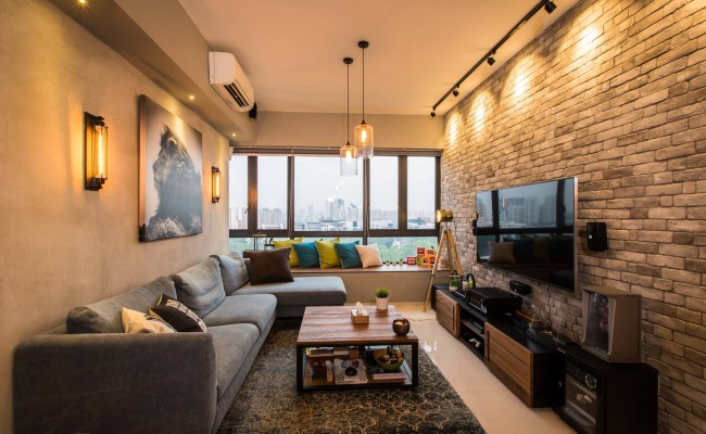 Lighting Crafts Dreamy and Romantic Apartments (5)