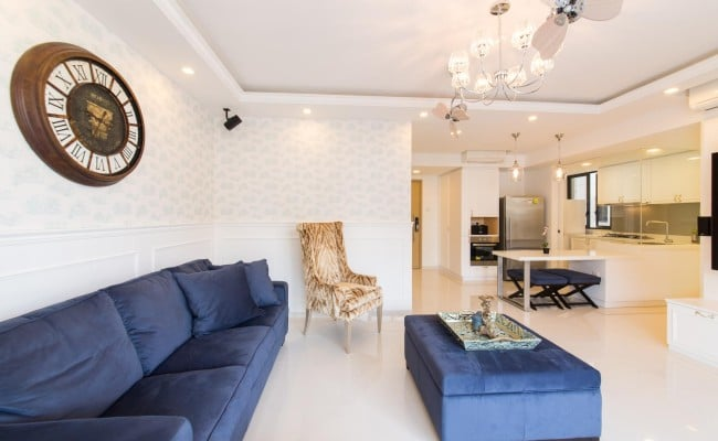 Captivating Overhead Element are Lifting the Mood at These 5 Apartments