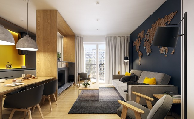 Scandinavian interior design (2)