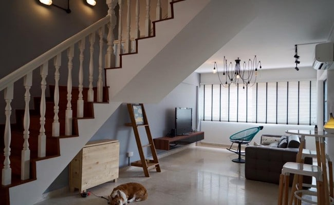 Stairway to Heaven  7 Interiors With Spectacular Step Designs (10)