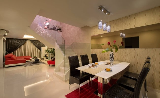 Stairway to Heaven  7 Interiors With Spectacular Step Designs (12)