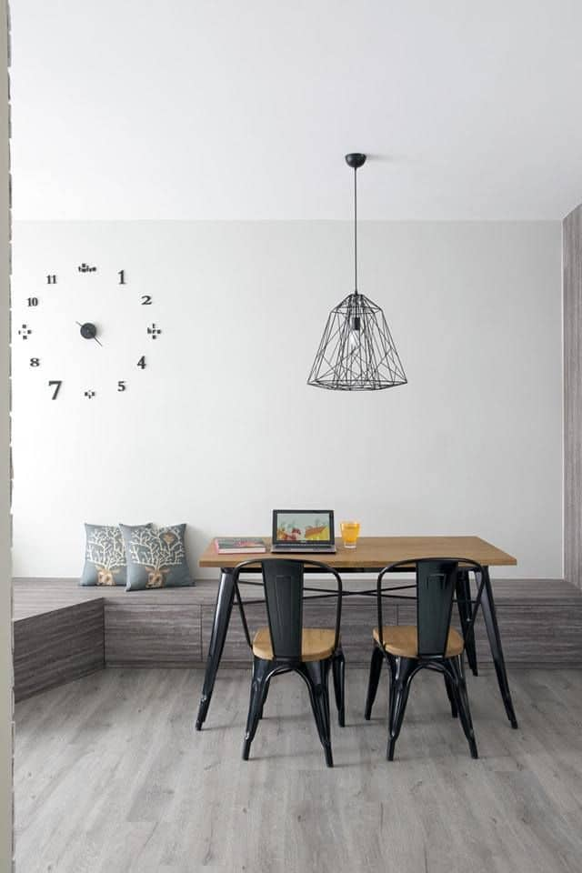 Tick Tock 9 Clocks That Add A Timeless Touch To Your Decor (1)