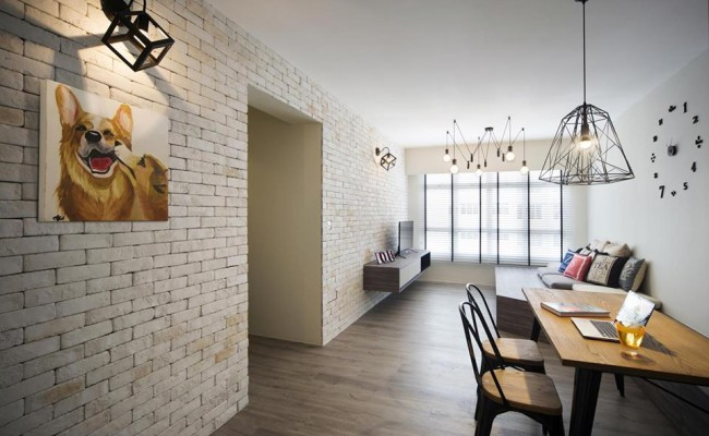 Vigilant Lighting Elements Dramatically Add a Timeless Spark to these 6 Affluent Apartments  (13)
