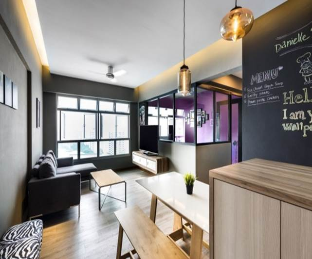 Your Roof Your Rules! Write your own rules within your apartment (9)