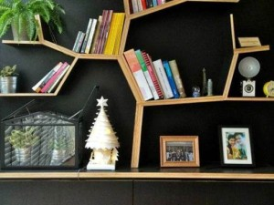 These Bookshelf Designs Will Keep All You Bibliophiles Engaged in Reading