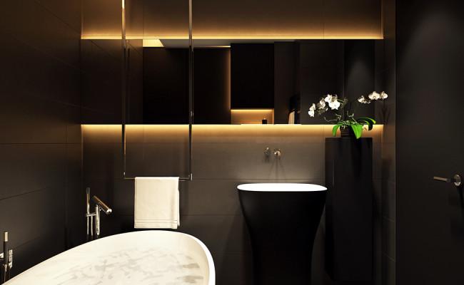 gold-and-black-bathroom-decor