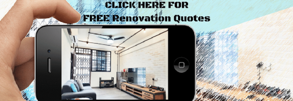 home interior design renovation in singapore hdb bto package