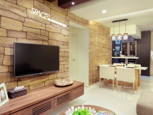Choose the best wall designs and textures for your home
