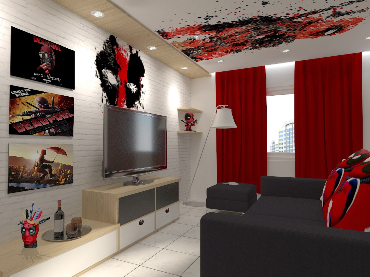 Movie Themed Living Room Must Watch Movies 2016 And 12 Movie Theme Homes