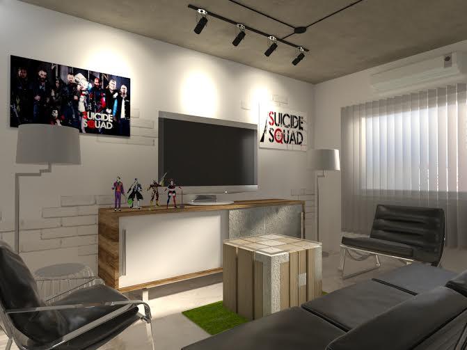 movie theme home
