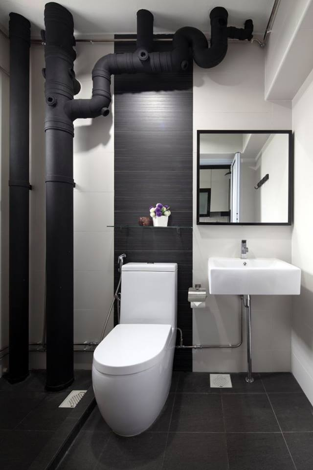 Gorgeous Exposed Pipes For Your Home Industrial Chic You