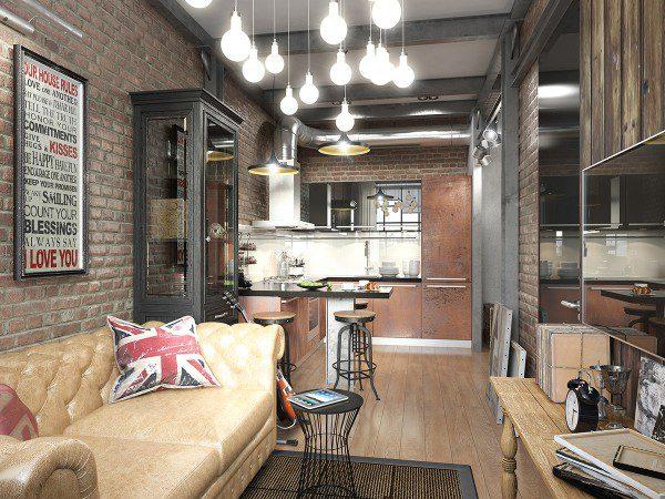 wood interior design (1)