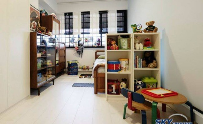 9 Cool & Creative Rooms For Kids (13)