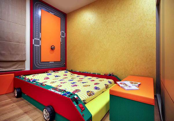 9 Cool & Creative Rooms For Kids (15)