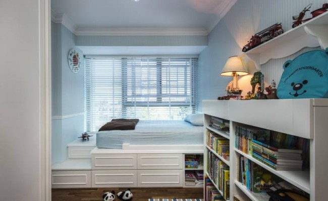 9 Cool & Creative Rooms For Kids (16)