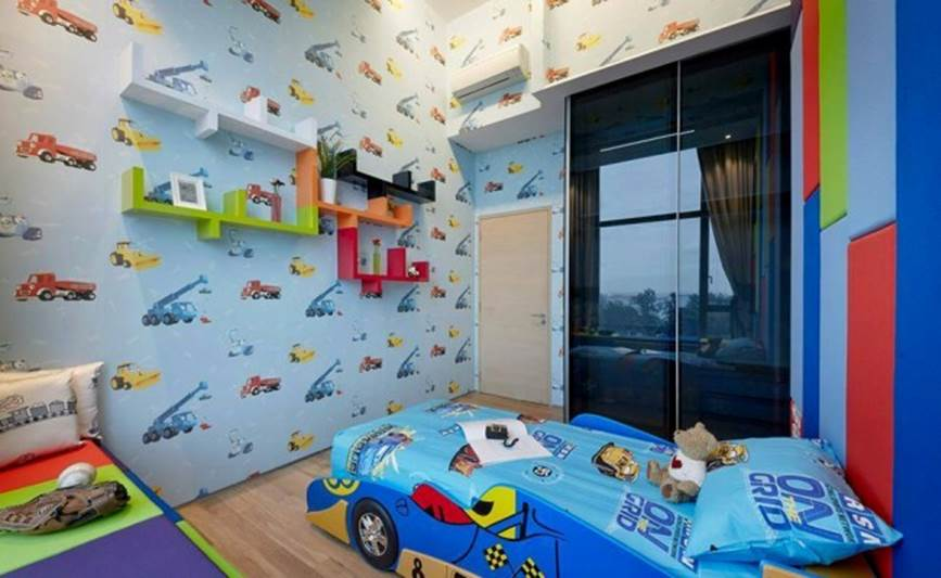 9 Cool & Creative Rooms For Kids (2)