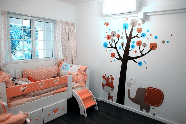 9 Cool Creative Rooms For Kids