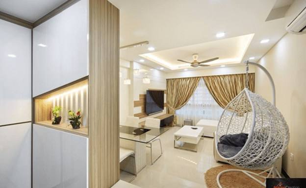 Tremendous interior design creation by Areana Creation
