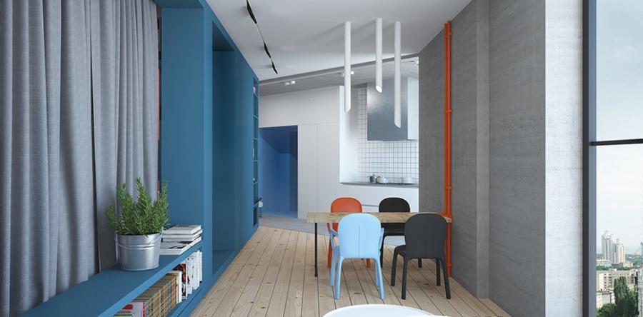 Inspirational Blue Concepts