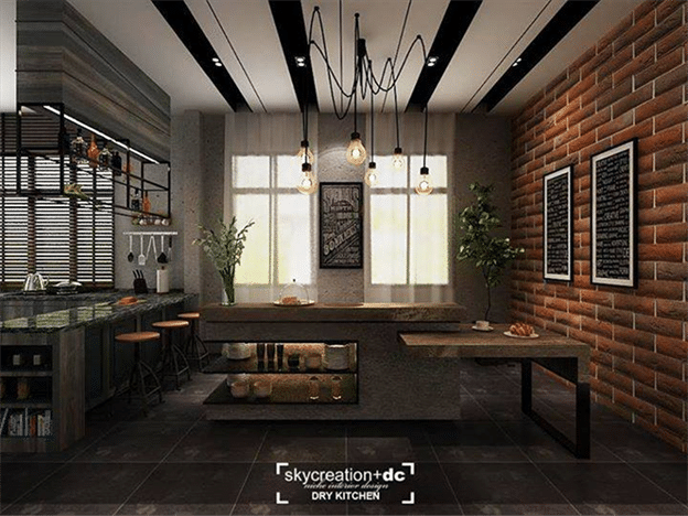 Dining Space Wall Ideas (3)