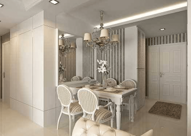 Dining Space Wall Ideas (5)