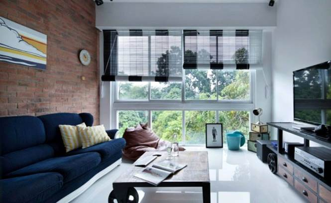 Going Dark:  The Power Of Blinds, Screens & Shutters