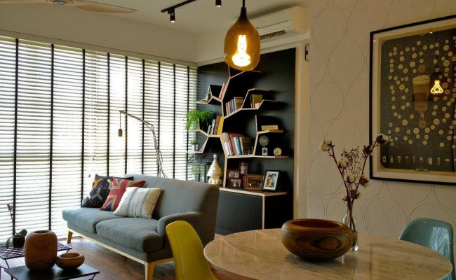 Captivating Overhead Elements are Lifting the Mood at These 5 Apartments