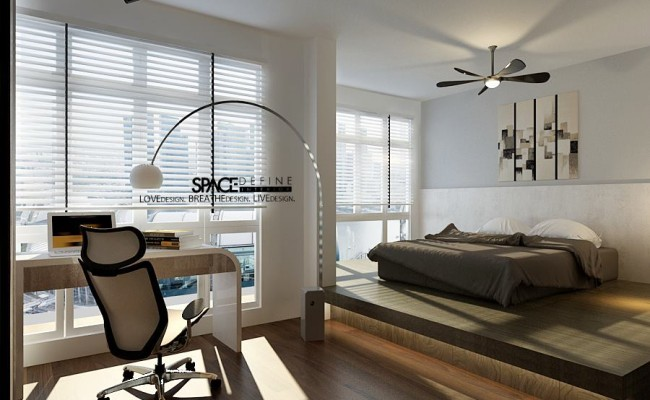 Scandustrial Design By E Define Interior 3