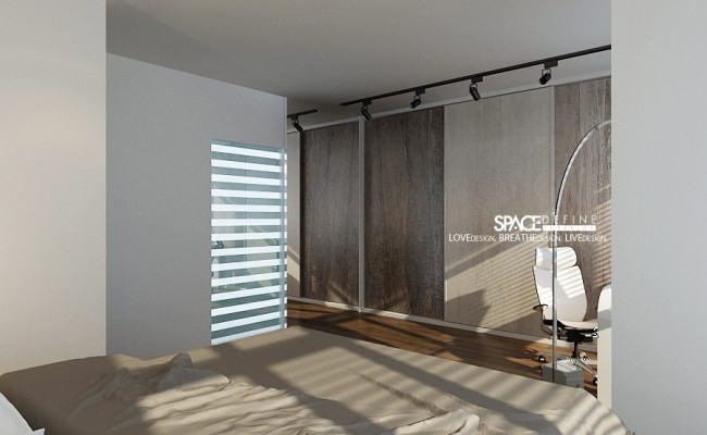 Scandustrial design by space define interior for 4 space interior design