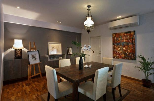 Vintage Style Interior Design Decor
