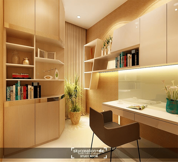 Welcoming Study Space (3)