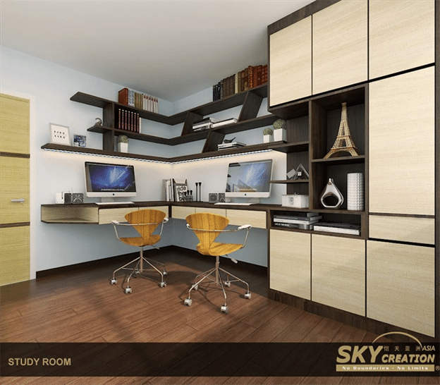 Welcoming Study Space (4)