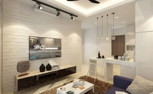 The Magic Of White Brick Interior Design - White brick interiors