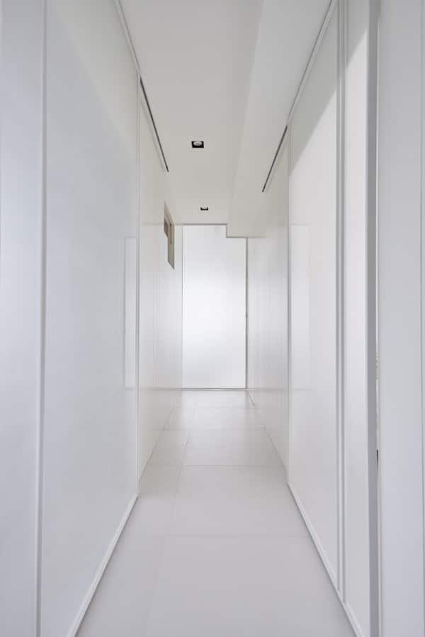 ... SINGAPORE Overseas Interior Design White and wood Interior Design