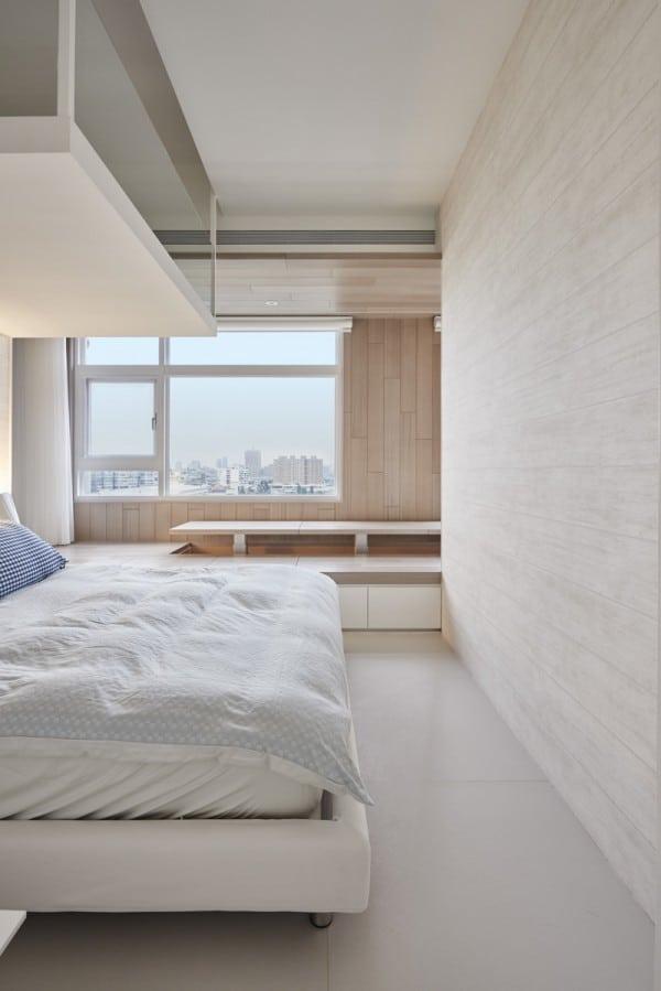 White Wood Interior : White and wood Interior Design (21)